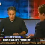 VIDEO: Here's the time when Jon Stewart completely destroyed Tucker Carlson on CNN