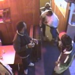 Security guard heroically disarms man who walked into a bar carrying a gun