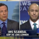 WATCH: Fox's Chris Wallace grills GOP congressman on IRS investigation: 'Where's the evidence?'