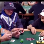 VIDEO: Watch this 96 year-old poker player humiliate his cocky younger opponent