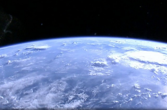 WATCH: Look at this live-streaming video of the earth from ...