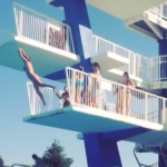 VIDEO: Here is the gnarliest high-dive wipeout in all of Summer 2014
