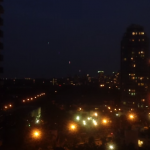 CAUGHT ON VIDEO: UFOs appear over Toronto, prompting a rash of police reports