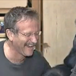 This video of Robin Williams communicating with Koko the Gorilla will floor you