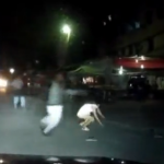 VIDEO: Two thieves pick the wrong victim, get a hefty dose of mob justice