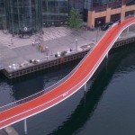 Copenhagen's cyclists get special treatment with this amazing new bike lane
