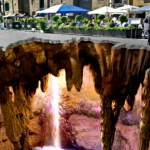 Here are 15 sidewalk chalk drawings that you won't believe are real