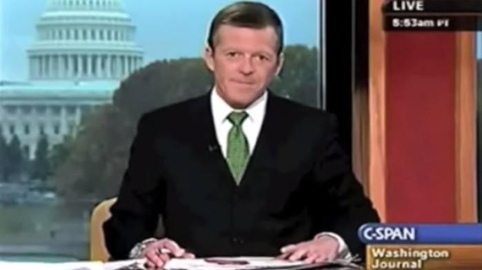 This compilation of C-SPAN prank callers is therapy for the soul