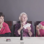 VIDEO: Watching these three grandmas smoke out for the first time is truly glorious