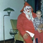 Here are 17 vintage Santas that will haunt your nightmares