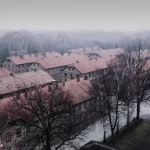 The BBC flew a drone over Auschwitz, and the resulting images will haunt you