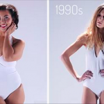 VIDEO: Here's how women's beauty standards have changed in the last 3,000 years
