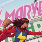 Someone is defacing Islamophobic bus ads in San Francisco with Marvel's first Muslim superhero