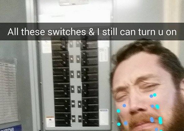 This guy used a brilliant Snapchat posting spree to get over his ex