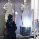 New ISIS video shows militants destroying 3,500 year-old statues in Iraq