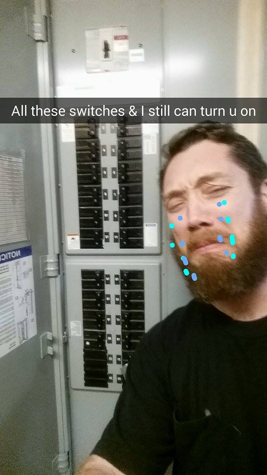 This guy used a brilliant Snapchat posting spree to get
