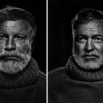John Malkovich recreated a bunch of famous historical portraits, and it's perfect