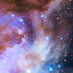 NASA just released a heart-stopping photo for the Hubble Telescope's 25th birthday
