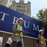 Guess who the workers are on Trump's newest D.C. hotel (Hint: they're not rapists and criminals)