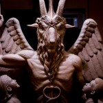 The Satanic Temple's plan to keep Christian protesters away from statue unveiling totally worked