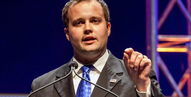... , Josh Duggar released a statement posted to his family's website