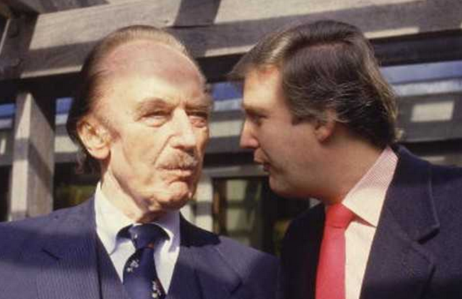 Report: Donald Trump's father and the KKK attacked cops ...