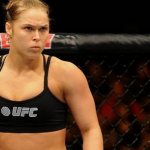 Justin Bieber was rude to Rhonda Rousey's little sister and now she's mad