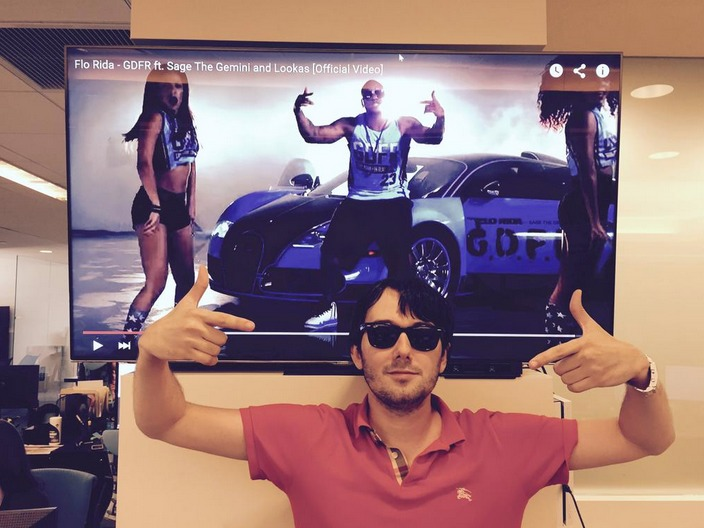 Martin Shkreli gets Twitter account hacked