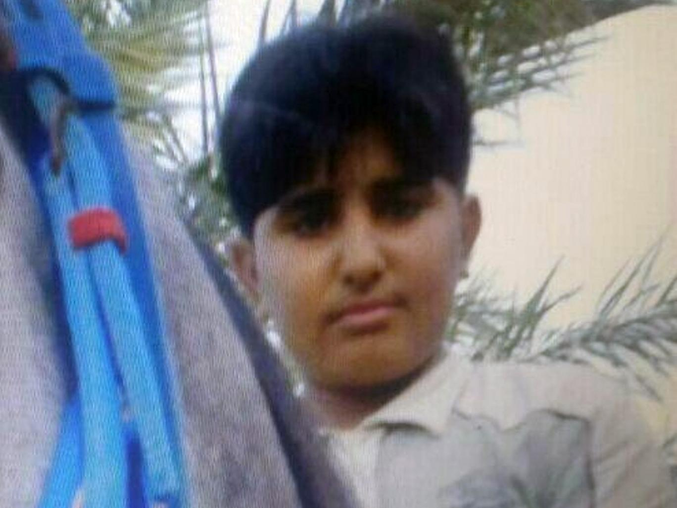 Abdullah al-Zaher: Saudi Arabia is about to behead a teenage boy for attending a protest aged 15