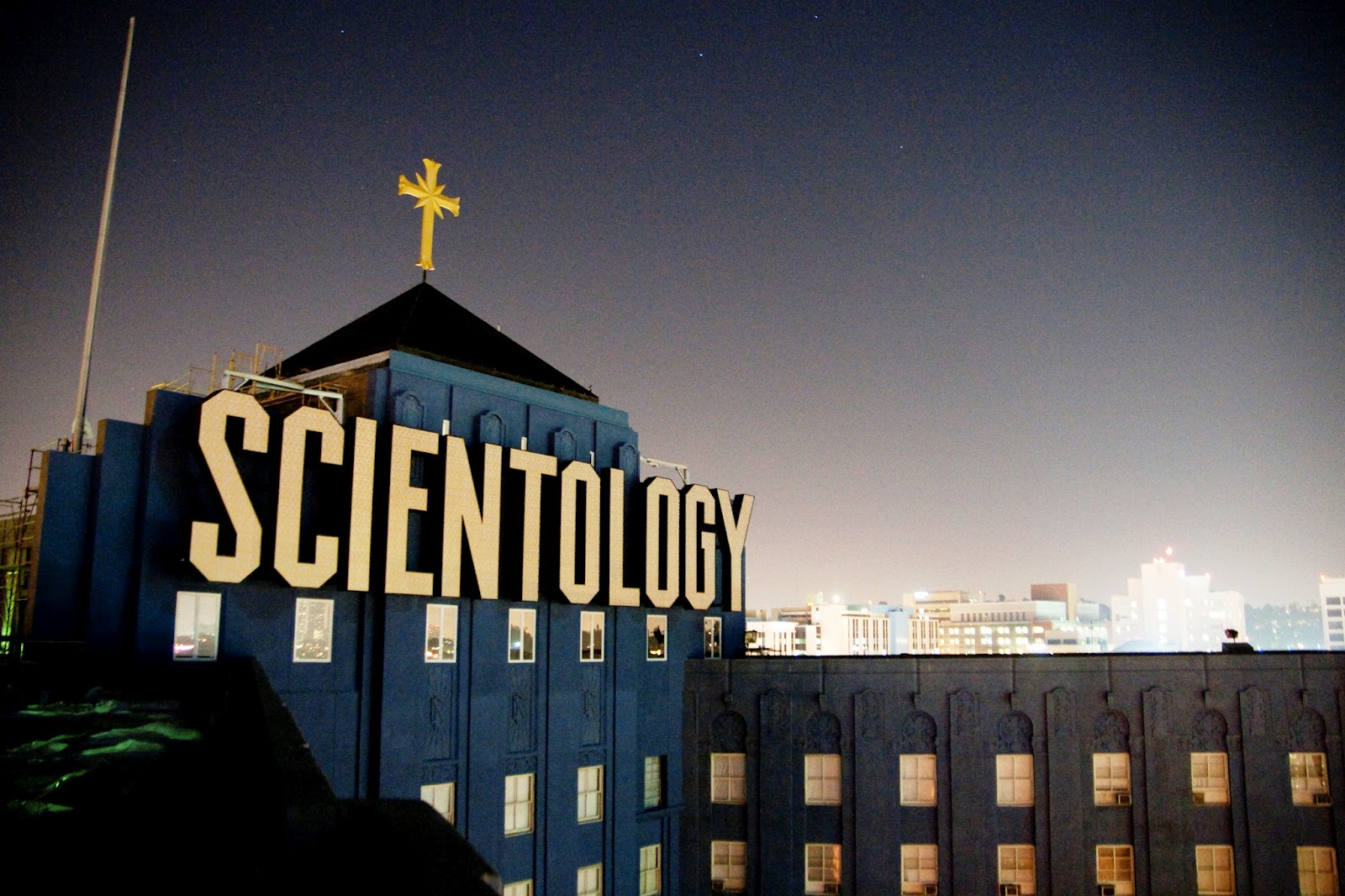 Scientology banned in Belgium and Moscow