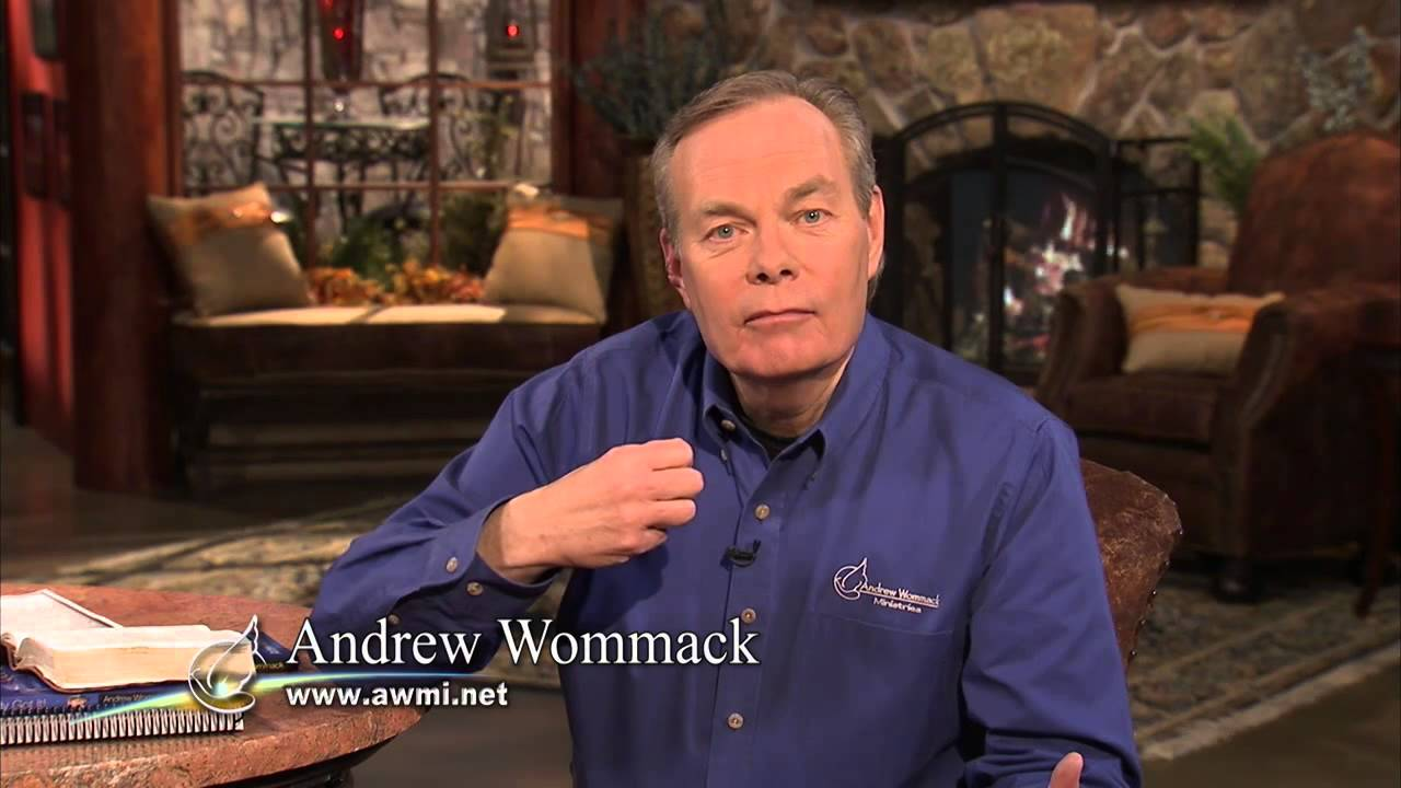 Andrew Wommack tells women not to see psychologists because they will cause a miscarriage.