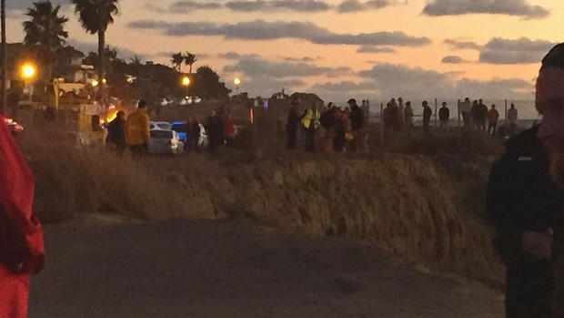 A man distracted by his electronic device fell 60 feet to his death at San Diego's Sunset Cliffs on Christmas Day, San Diego Lifeguards confirmed to NBC 7 San Diego. Source: http://www.nbcsandiego.com/news/local/Man-Dies-After-Falling-Off-Cliff-at-Sunset-Cliffs-Lifeguards-363534491.html#ixzz3vSu5qNoC Follow us: @nbcsandiego on Twitter | NBCSanDiego on Facebook