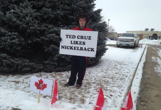 guy follows around ted cruz s campaign with the most devastating