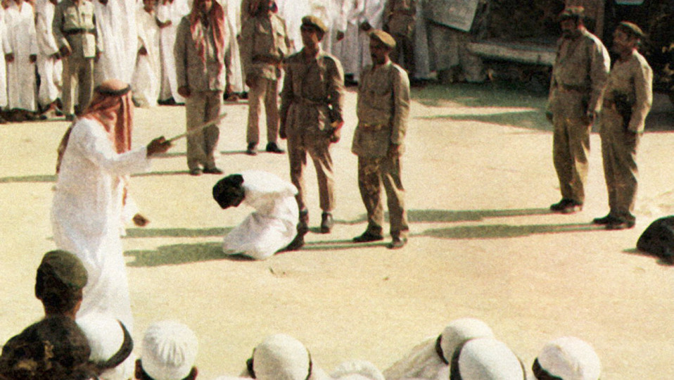 Saudi arabia executes homosexual rights