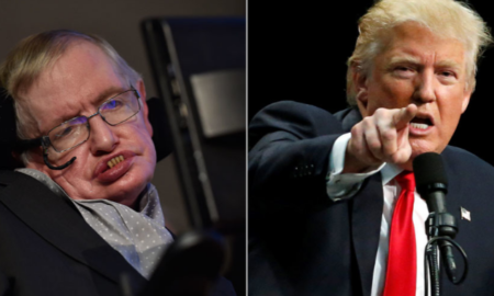 deadstate Stephen Hawking Trump