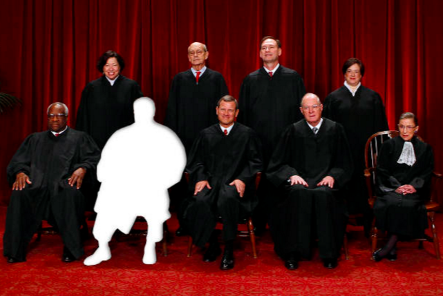 deadstate SCOTUS minus Scalia