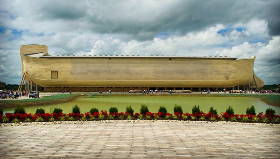 Creationist Ken Ham's Noah's 'Ark Encounter' opens with an ...