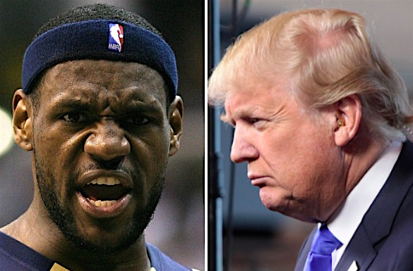 Lebron James to Trump: 'Visiting the White House was an honor until you showed up!'