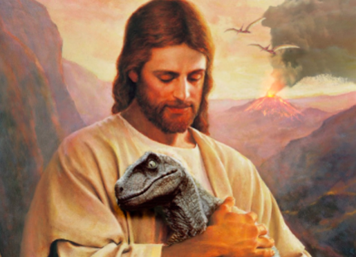 Public elementary school invited in creationists to teach children dinosaurs rode on Noah's Ark