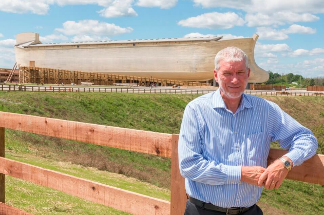 Attendance numbers at Ken Ham's 'Ark Encounter' are tanking