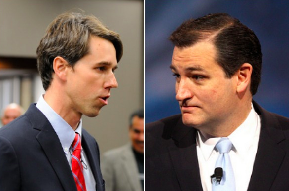 Ted Cruz's hometown newspaper endorses Beto O'Rourke: 'Cruz's repellent personality hamstrings him'