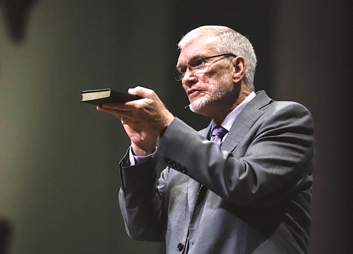 Ken Ham takes aim at flat earthers.