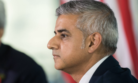 London mayor Sadiq Khan hits back at Trump