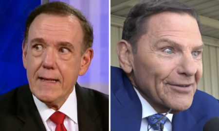 Charisma News publisher Stephen Strang says Kenneth Copeland's reasoning for needing as private jet was correct.