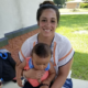 Woman gets kicked out of public pool area for breastfeeding.