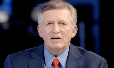 Rick Wiles thinks meatless food is a Satanic plot