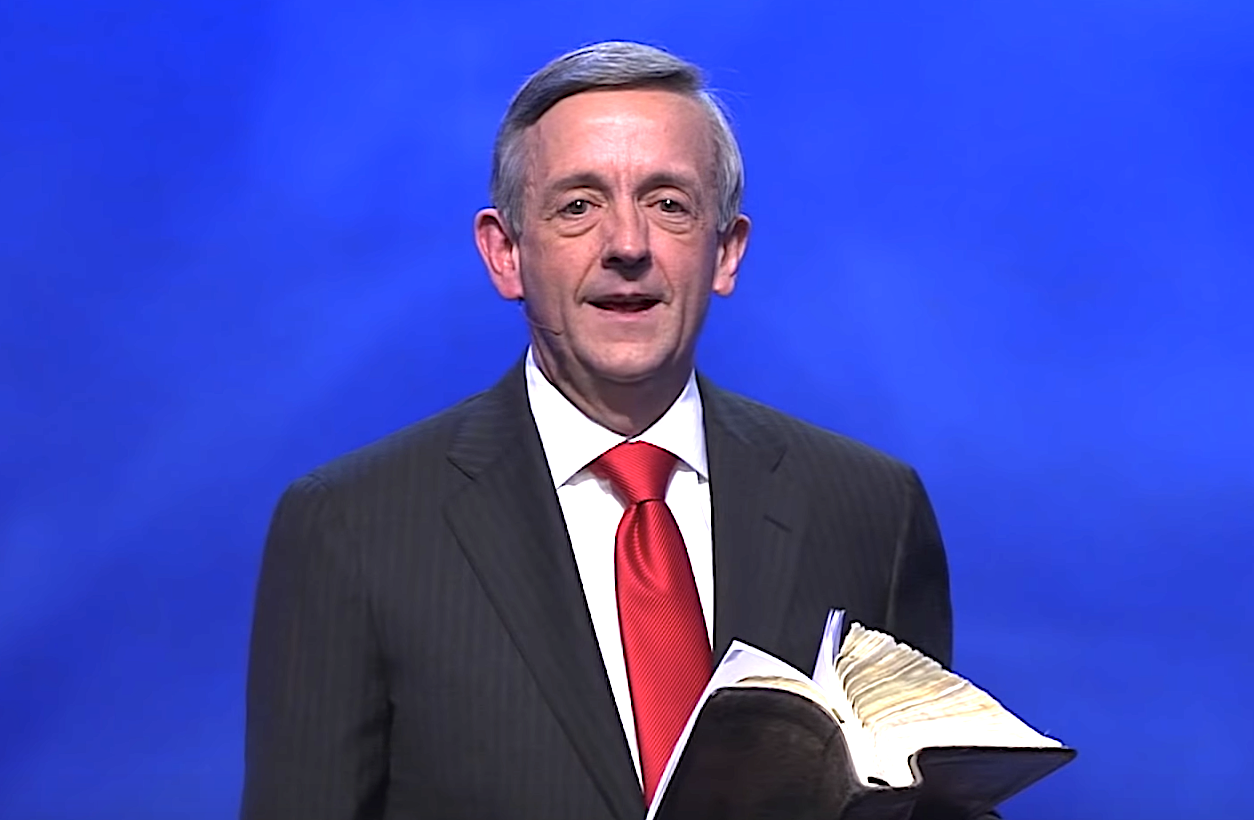 Megachurch pastor: Donald Trump 'is the most Christian president we've had in history'