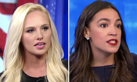 Tomi Lahren agrees with AOC on over-the-counter birth control.