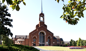 Alabama church can now establish its own police force