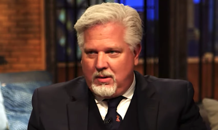 Glenn Beck and his co-host had some less-than-sympathetic views on migrants in detention centers.